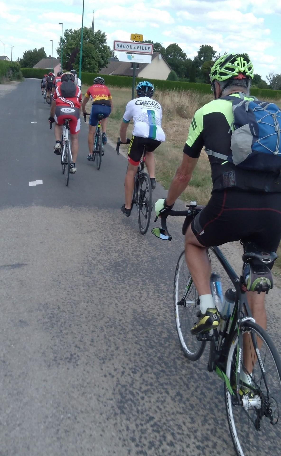 Stèle J Anquetil - Côte des 2 amants - Lyons la Forêt 4-08-2020
