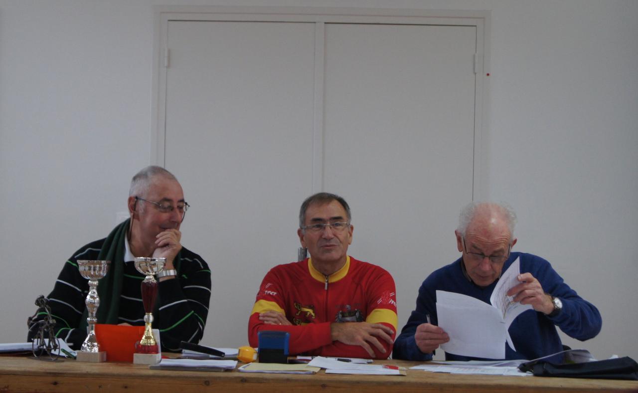 Le comité directeur de l'association s'agrandit